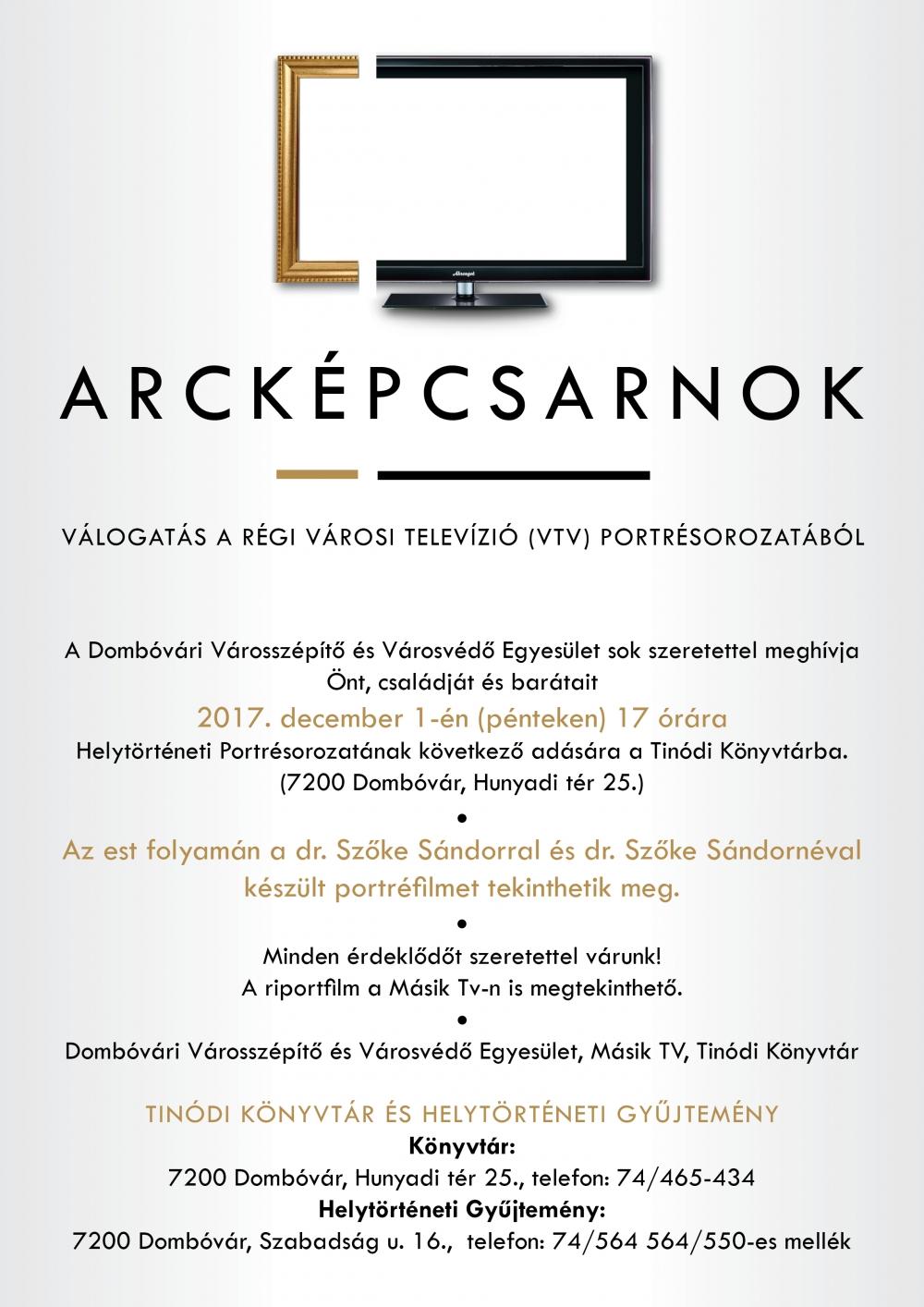 Dombóvári arcképcsarnok