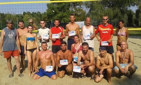Városi Strandröplabda Bajnokság - III. forduló