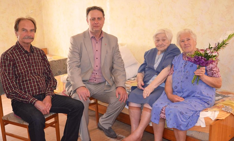 Újabb dombóvári töltötte be 90. évét