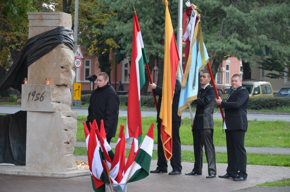 '56-os megemlékezés Dombóváron