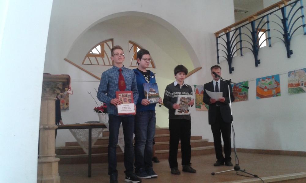 Harmadik hely az országos matematika versenyen