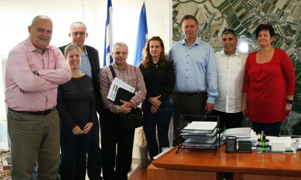 Dombóvári delegáció járt Izraelben