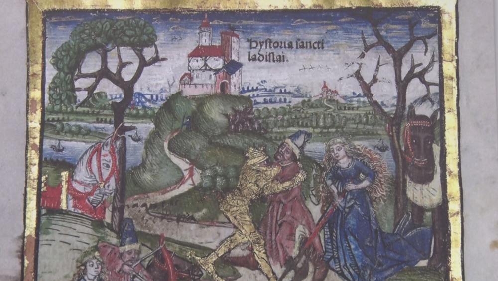 A nép által szeretett király könyvtárát mutatja be a tárlat