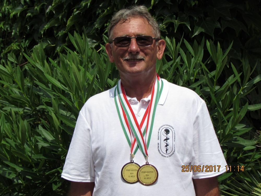 Dombóvári siker a teniszbajnokságon