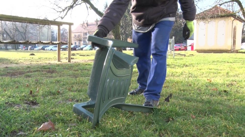 Gyorsreagálású csoport figyel a város tisztaságára