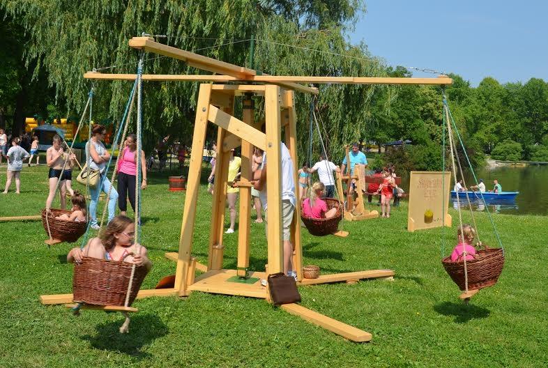 Dombóvári Gyereknap Gunarasban