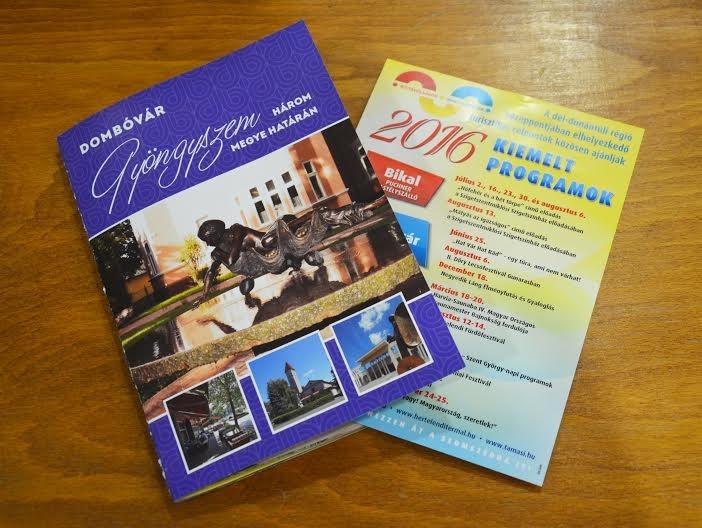 Elkészült Dombóvár új turisztikai kalauza
