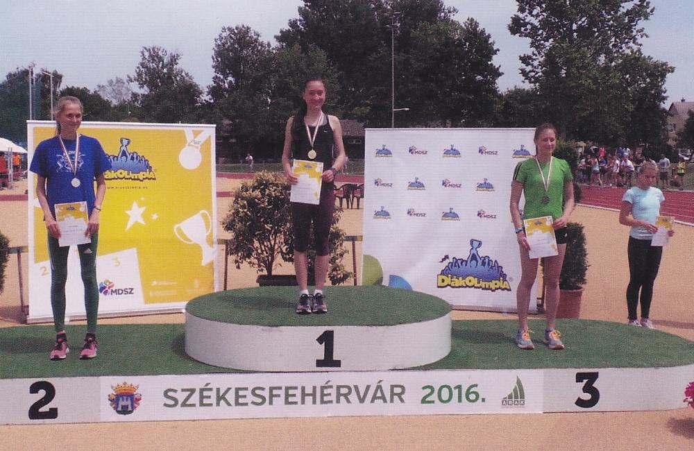 Magyar bajnok lett a dombóvári atléta
