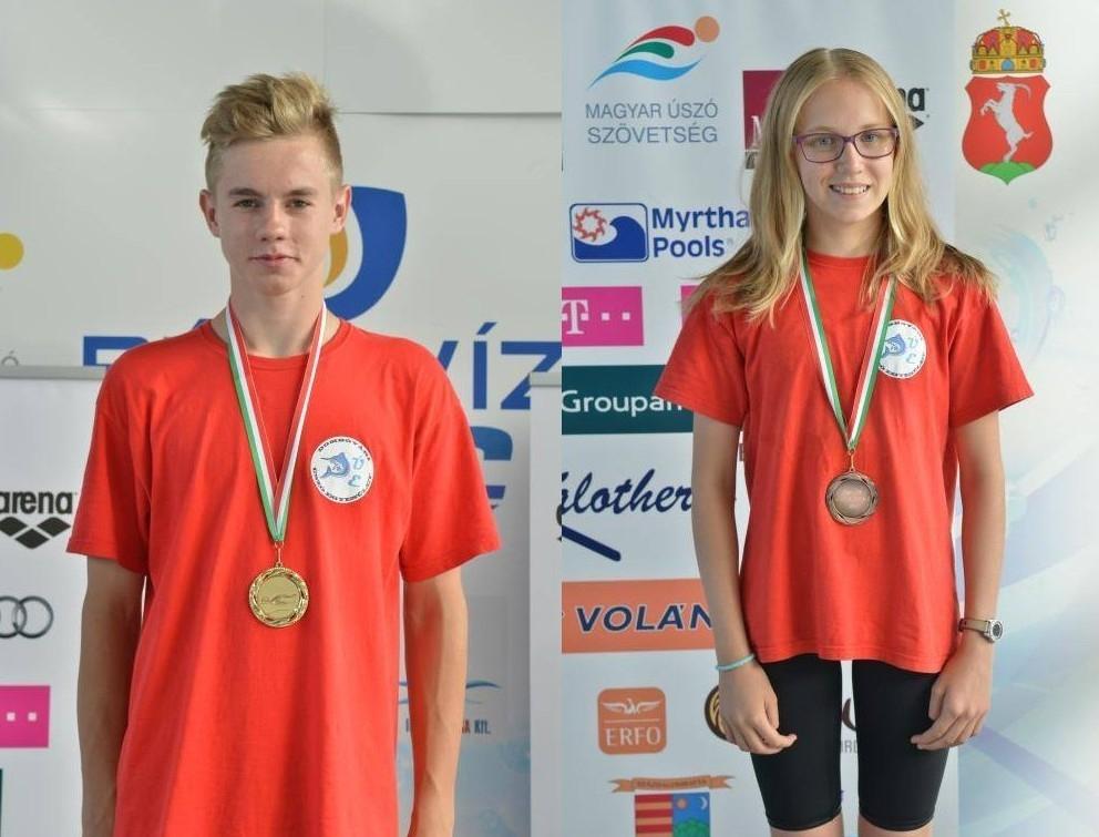Turi Roland országos vidék bajnok