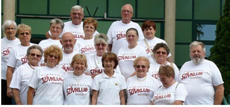 Kiránduláson vettek részt a Szívklub tagjai