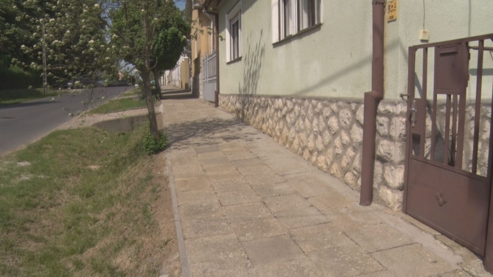 Megjavítják a rossz állapotban lévő gyalogutakat