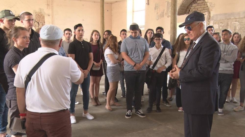 A jövő lehetséges izraeli nagykövetei jártak Dombóváron