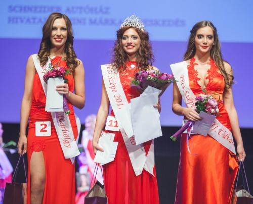 Dombóvári lány lett Pécs szépe