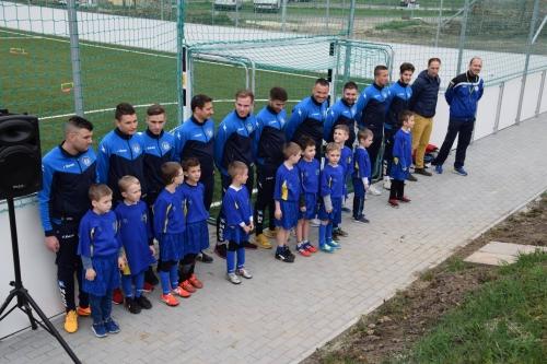 Javulnak a labdarúgók edzési lehetőségei