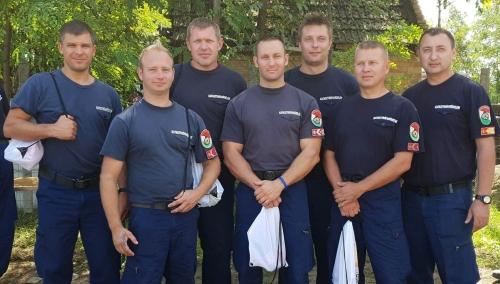 Szakmai felkészültségükről adtak számot a tűzoltók