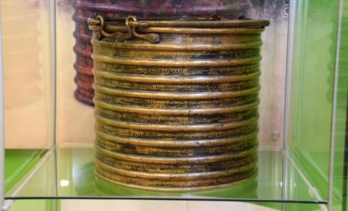 Különleges tárgy volt látható a múzeumban
