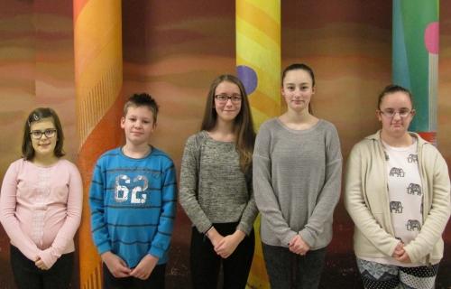 Több diák is bejutott a Lotz János Szövegértési és Helyesírási Verseny Tolna megyei döntőjébe